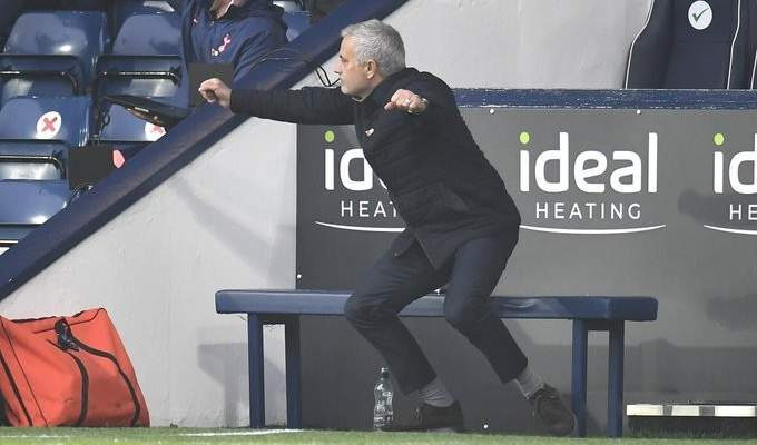 مورينيو: لا نقاتل من أجل اللقب وسأشاهد أتلتيكو مدريد ضد برشلونة وأنام كالملاك