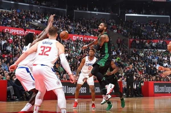 NBA: بوسطن يفوز بعد اربعة هزائم وبورتلاند يتخطى مينسوتا