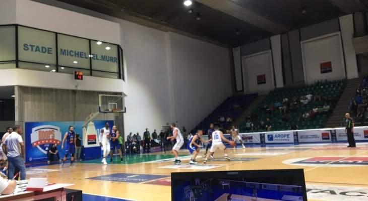 خاص : من هم أفضل لاعبي ومدرب الجولة الثانية من الدوري اللبناني لكرة السلة ؟