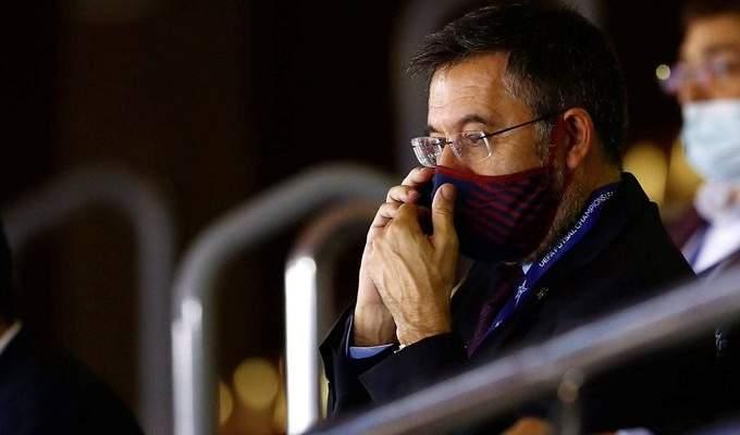 بارتوميو لن يحضر مباراة برشلونة ويوفنتوس