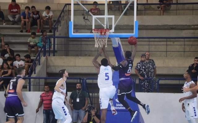 خاص: أفضل اللاعبين ومدرب الجولة الثالثة من الدوري اللبناني لكرة السلة