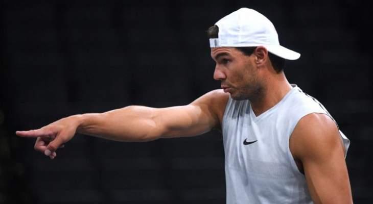 نادال يحافظ على صدراته في تصنيف لاعبي كرة المضرب المحترفين