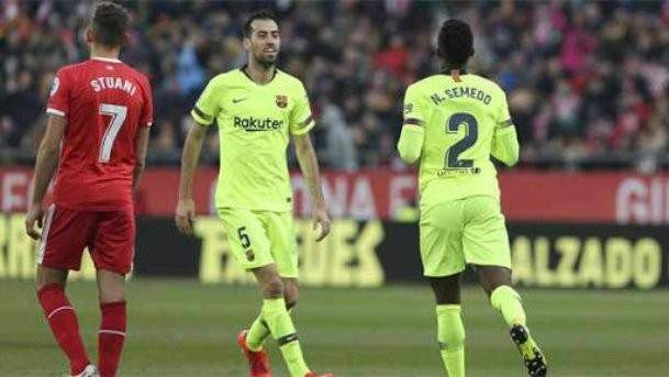 برشلونة مهدد بفقدان نجميه في الاياب امام نابولي
