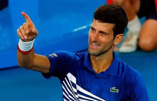 ديوكوفيتش على راس تصنيف لاعبي كرة المضرب للاسبوع ال 32