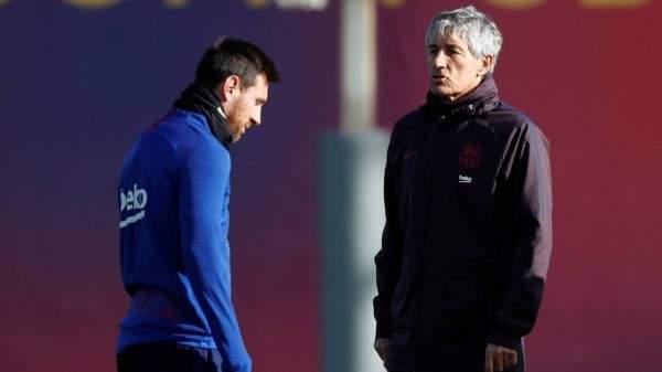 سيتيين يصوّب كلام ميسي: برشلونة قادر على الفوز بدوري الأبطال