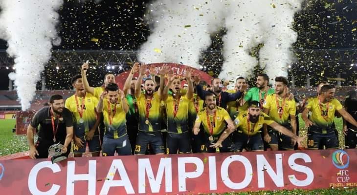 العهد يحقق ما عجز عنه الصفاء والنجمة في نهائي كأس الاتحاد الاسيوي