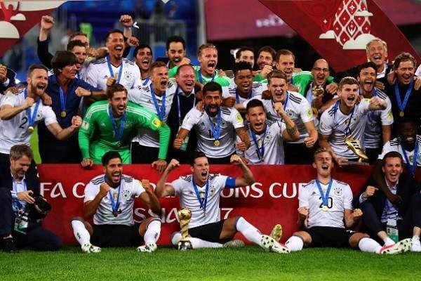 ارقام واحصائيات عن بطولة كأس القارات 2017