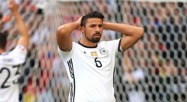 سامي خضيرة يضع مسألة بفائه مع منتخب المانيا بيد المدرب لوف