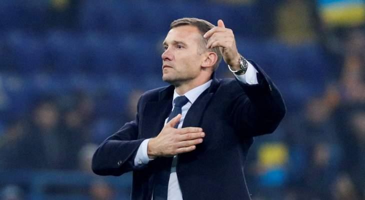 ميلان يتفاوض مع شيفتشينكو على تدريب فريقه