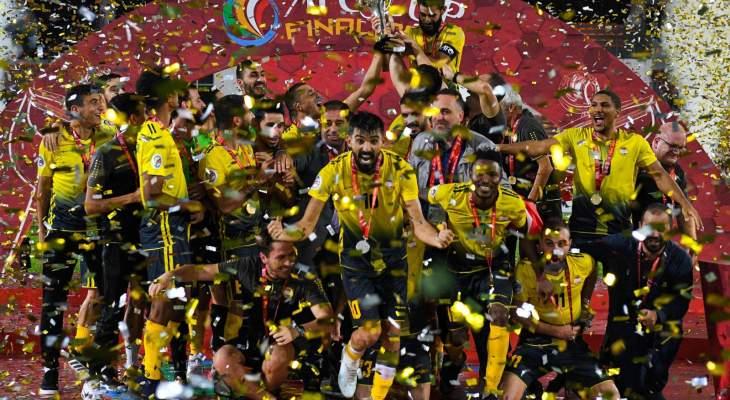 ت2:توقف كافة البطولات اللبنانية، العهد بطل كأس الإتحاد الأسيوي، قرعة يورو 2020.