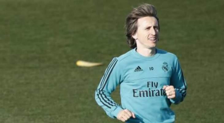 ادارة ريال مدريد قد تخضع لطلبات مودريتش