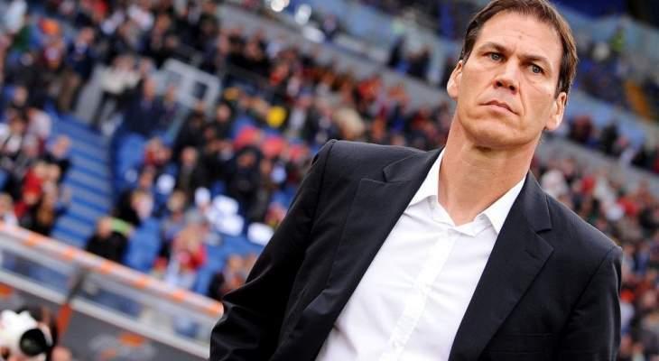 رقم الفرنسي رودي غارسيا يبقى صامدًا في الدوري الايطالي
