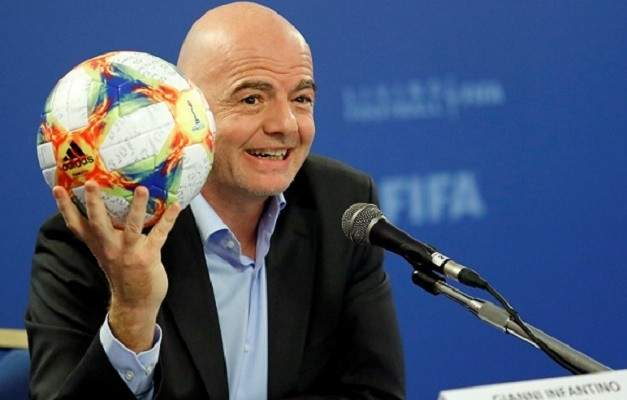 إنفانتينو: 22 منتخب عربي وافقوا على المشاركة في كأس العرب