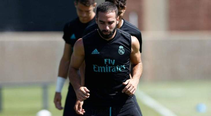 كارفخال : نحن ريال مدريد و سنعود الى المنافسة