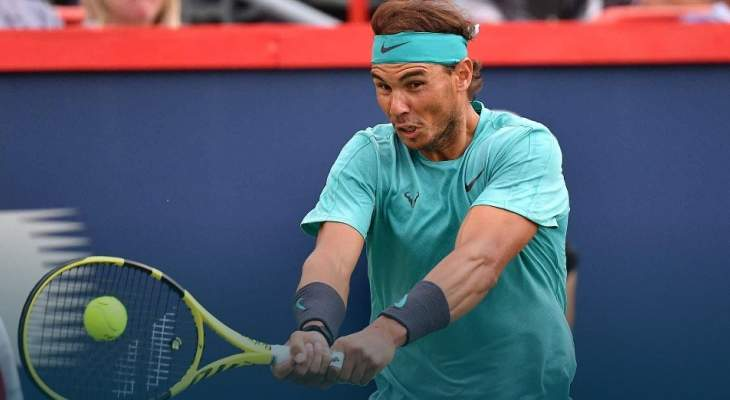 ماذا قال نادال عقب تقدمه في بطولة اميركا المفتوحة؟