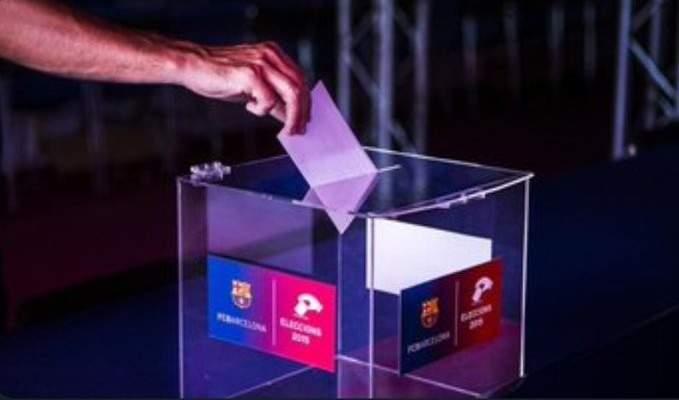 احد المرشحين لرئاسة برشلونة يطالب بتأجيلها