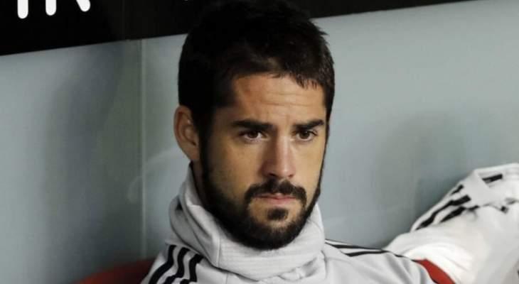 ايسكو يريد الرحيل عن ريال مدريد
