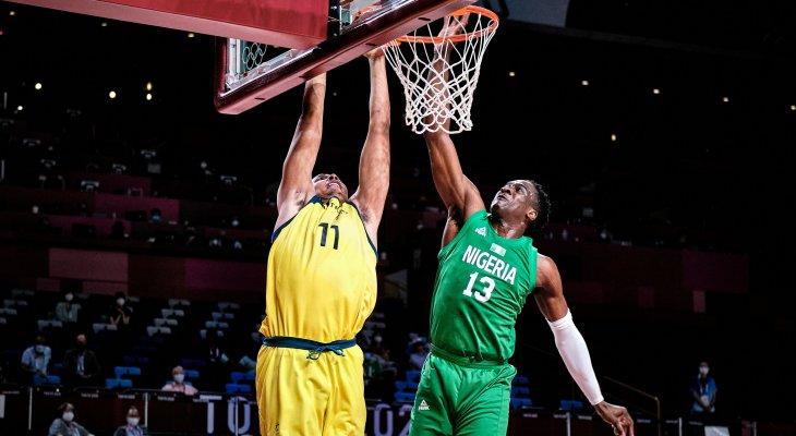 كرة سلة- طوكيو 2020: استراليا تتفوق على نيجيريا