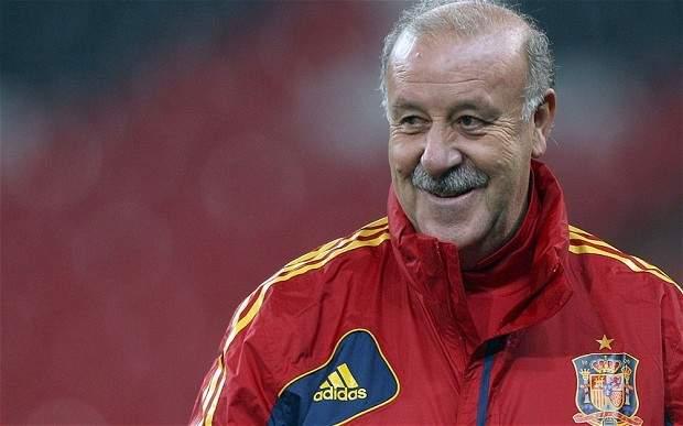 ديل بوسكي : مواجهة المنتخب التشيكي ستكون صعبة
