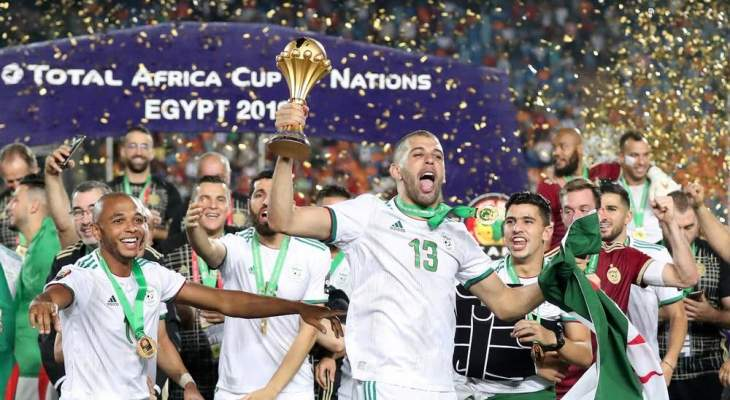 موجز الصباح: الجزائر تتربع على عرش افريقيا، الشرطة بطل الدوري العراقي ونجم شباب ريال مدريد للدوري الايطالي
