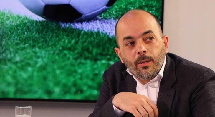 خاص: وائل شهيب يكشف عن اهداف الاخاء للموسم المقبل