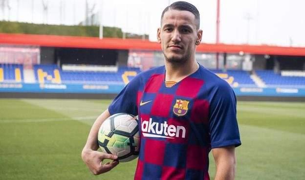 رسميا برشلونة يتعاقد مع مهاجم جديد