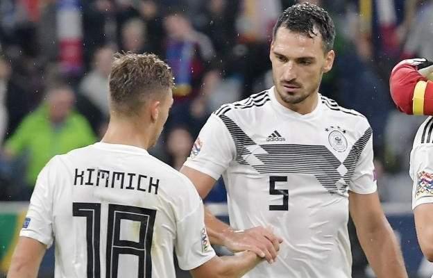 المانيا تفقد جهود هاميلز امام البيرو