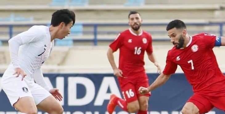 لبنان يكسب نقطة ثمينة فارضًا التعادل على سون ورفاقه في العاصمة بيروت