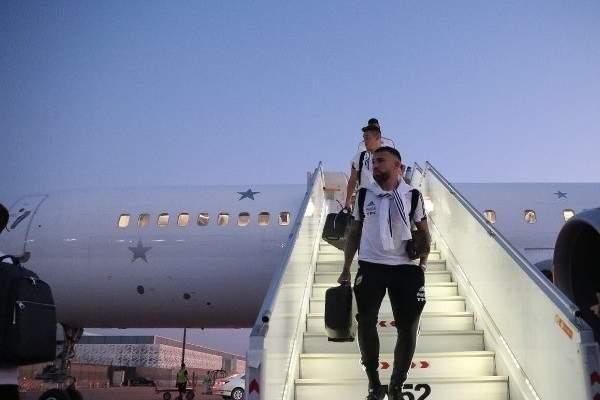 ميسي ورفاقه يصلون إلى السعودية لمواجهة البرازيل