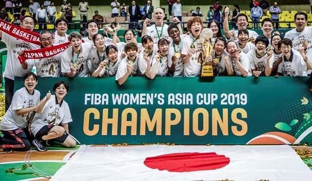 كأس اسيا للسيدات: اليابان تتخطى الصين وتحرز لقبها الرابع على التوالي
