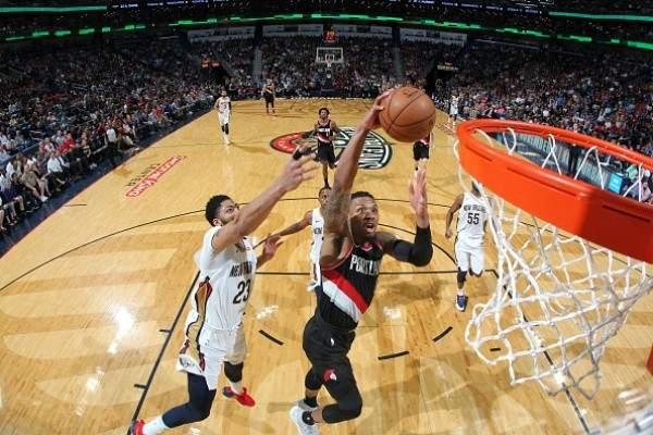 NBA : بورتلاند يقترب من النهائيات وميامي يعزز مركزه
