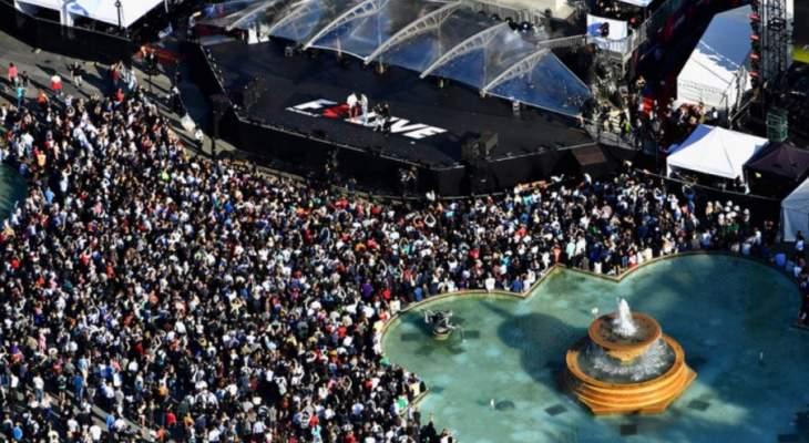 مرسيليا تعمل على إستضافة عرض فورمولا 1 في 2018