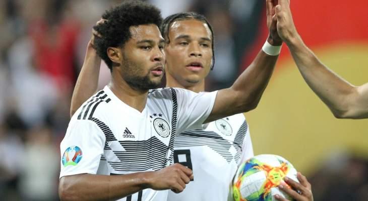 تصفيات كأس أوروبا 2020: هولندا وألمانيا وكرواتيا للاقتراب أكثر من النهائيات