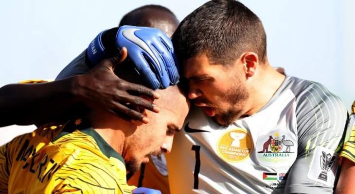 فيديو: أهداف مباراة أستراليا وفلسطين في كأس آسيا 2019