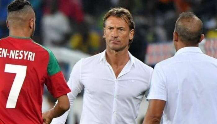 مدرب المغرب يقدّم إستقالته بعد الإخفاق في كأس أفريقيا