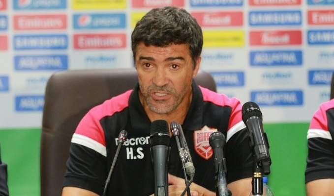 مدرب البحرين: أمل أن نقدم مباراة تليق بنا امام العراق