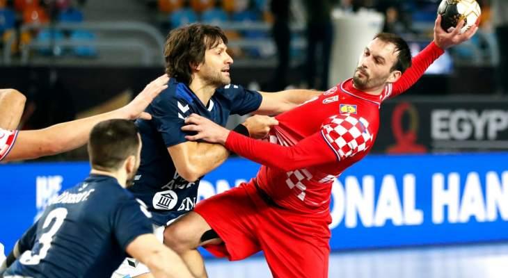 مونديال اليد: الارجنتين تعبر كرواتيا والمجر الى ربع نهائي المونديال بالفوز على بولندا