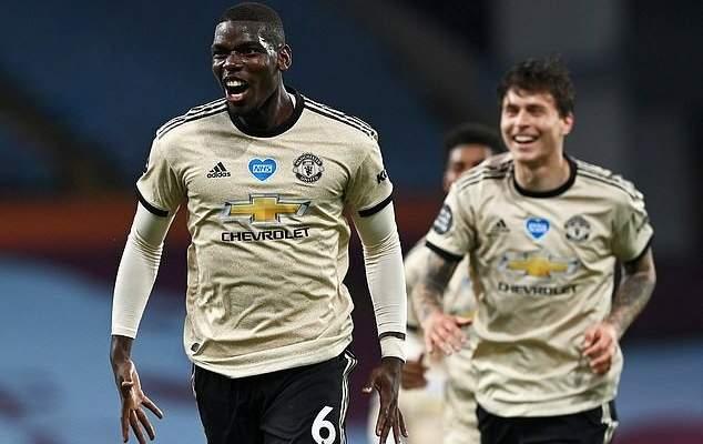مانشستر يونايتد يستعد لتفعيل خيار العام الاضافي مع بوغبا
