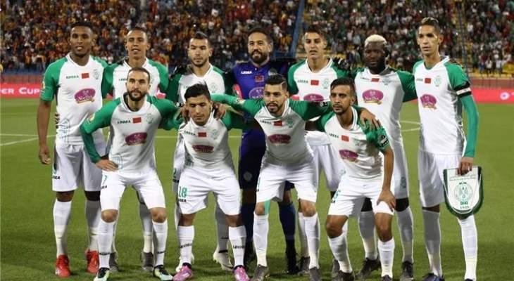 شفاء 3 لاعبين من الرجاء المغربي من فيروس كورونا
