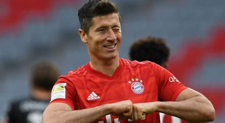ترتيب الدوري الألماني بعد إنتهاء مباريات السبت