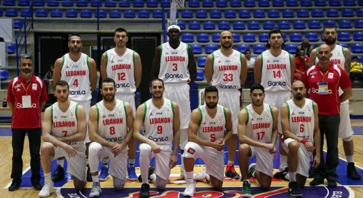 لبنان لتجديد الفوز على الهند في بنغلور الاثنين