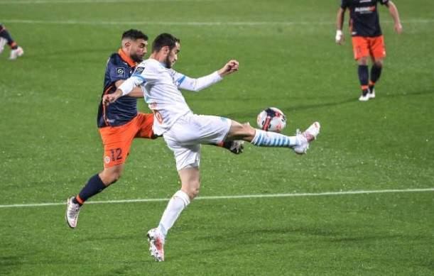تعادل صعب وثمين لـ مونبلييه امام مارسيليا في الدوري الفرنسي
