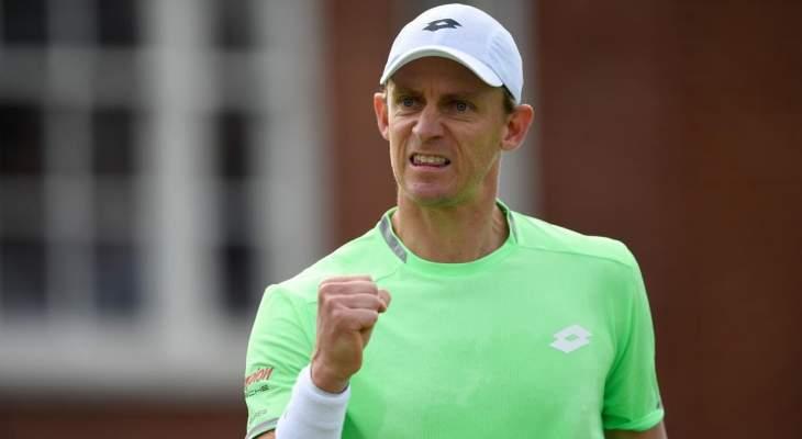أندرسون يعود بقوة  في بطولة كوينز لكرة المضرب