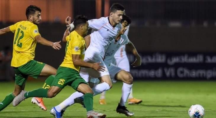 كأس محمد السادس : الشباب السعودي يحجز مقعدا في دور الـ16