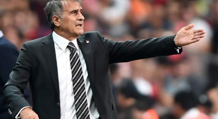مدرب تركيا: هدفنا كان التأهل وقد حققنا ذلك