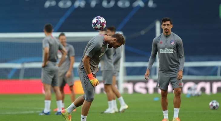 اوبلاك لا يفكر حاليا في مستقبله مع اتلتيكو مدريد
