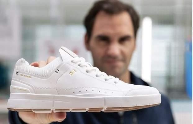 فيدرير يطلق حذاء The Roger الخاص به