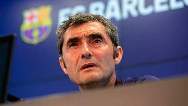 فالفيردي يكشف عن تشكيلة برشلونة الرسمية لمواجهة اوساسونا