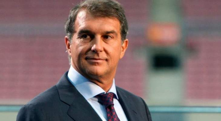 لابورتا يريد عودة غوارديولا الى برشلونة