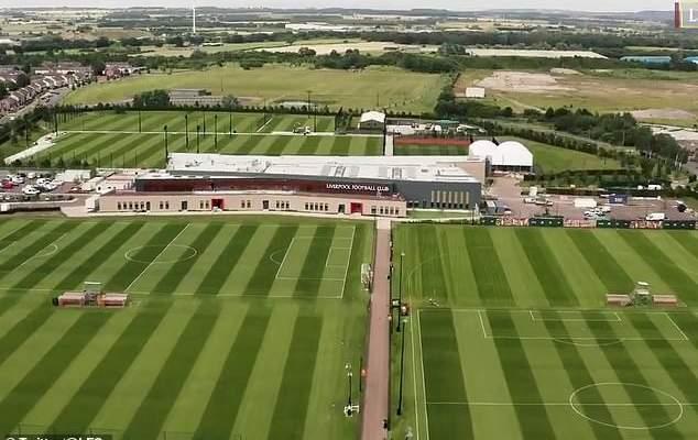ليفربول يكشف عن منشأة التدريب الجديدة في كيركبي